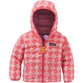 Patagonia Reversible Down Sweater Hoodie – Infant Girls'