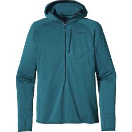 Patagonia R1 Hooded Fleece Pullover – 1/2-Zip – Men's