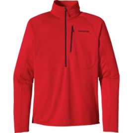 Patagonia R1 Fleece Pullover – 1/2-Zip – Men's