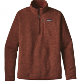 Patagonia 1/4-Zip Better Sweater – Men's