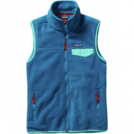 Patagonia Lightweight Synchilla Snap-T Fleece Vest – Men's