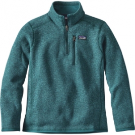 Patagonia Better Sweater 1/4-Zip Fleece Jacket – Boys'