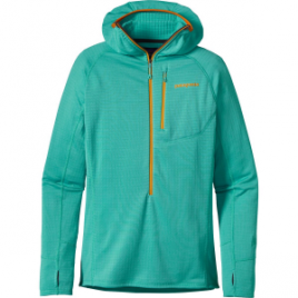Patagonia R1 Fleece Hooded Pullover – Women's