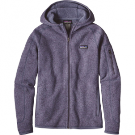Patagonia Better Sweater Full-Zip Hooded Jacket – Women's