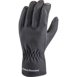 Black Diamond Softshell Gloves