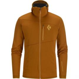 Black Diamond Compound Hooded Fleece Jacket – Men's