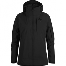 Black Diamond Mission Jacket – Women's
