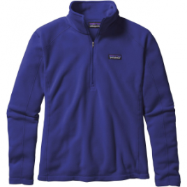Patagonia Micro-D 1/4-Zip Pullover – Long-Sleeve – Women's