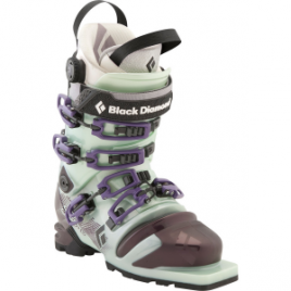 Black Diamond Stiletto Telemark Ski Boot – Women's