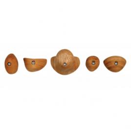 Metolius Wood Grips – 5 Pack