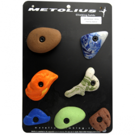 Metolius Super 7 Climbing Holds Set