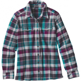 Patagonia Fjord Flannel Shirt – Long-Sleeve – Women's