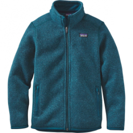 Patagonia Better Sweater Fleece Jacket – Boys'