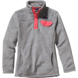Patagonia Re-Tool Snap-T Pullover Fleece – Girls'