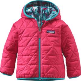 Patagonia Reversible Puff-Ball Jacket – Infant Girls'