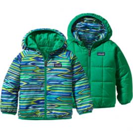 Patagonia Puff-Ball Reversible Jacket – Toddler Boys'