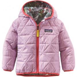 Patagonia Puff-Ball Reversible Jacket – Toddler Girls'