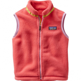 Patagonia Synchilla Vest – Toddler Girls'