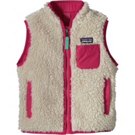 Patagonia Retro-X Fleece Vest – Toddler Girls'