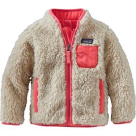 Patagonia Retro-X Fleece Jacket – Infant Girls'