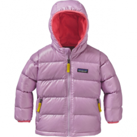 Patagonia Hi-Loft Down Sweater Hooded Jacket – Toddler Girls'