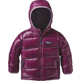 Patagonia Hi-Loft Down Sweater Hooded Jacket – Infant Girls'