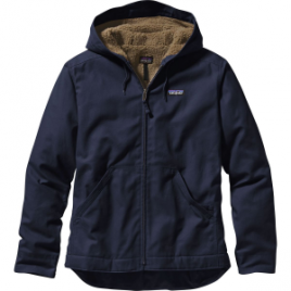 Patagonia Lined Canvas Full-Zip Hoodie – Men's