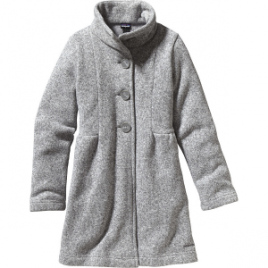 Patagonia Better Sweater Coat – Girls'