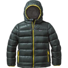 Patagonia Hi-Loft Down Sweater Hooded Jacket – Boys'