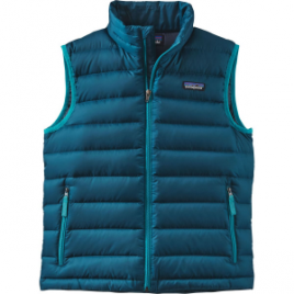 Patagonia Down Sweater Vest – Boys'
