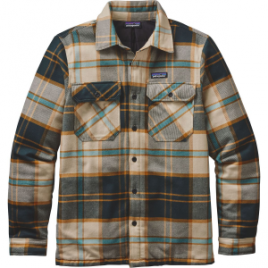Patagonia Insulated Fjord Flannel Jacket – Men's