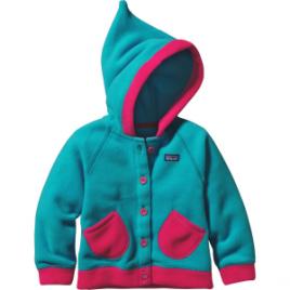 Patagonia Swirly Top Fleece Jacket – Infant Girls'