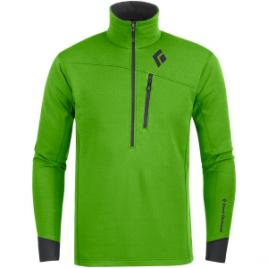 Black Diamond CoEfficient Fleece Pullover – 1/4-Zip – Men's
