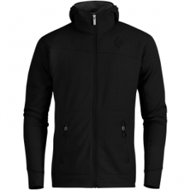 Black Diamond Solution Fleece Hooded Jacket – Men's