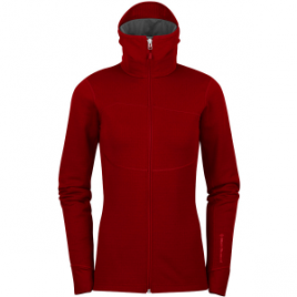 Black Diamond CoEfficient Hooded Fleece Jacket – Women's