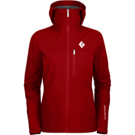 Black Diamond Vapor Point Shell Jacket – Women's