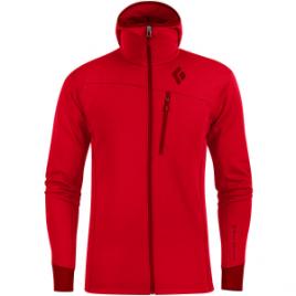 Black Diamond CoEfficient Fleece Hooded Jacket – Men's